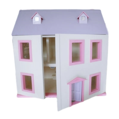 """The Manor"" two-tier doll's house"