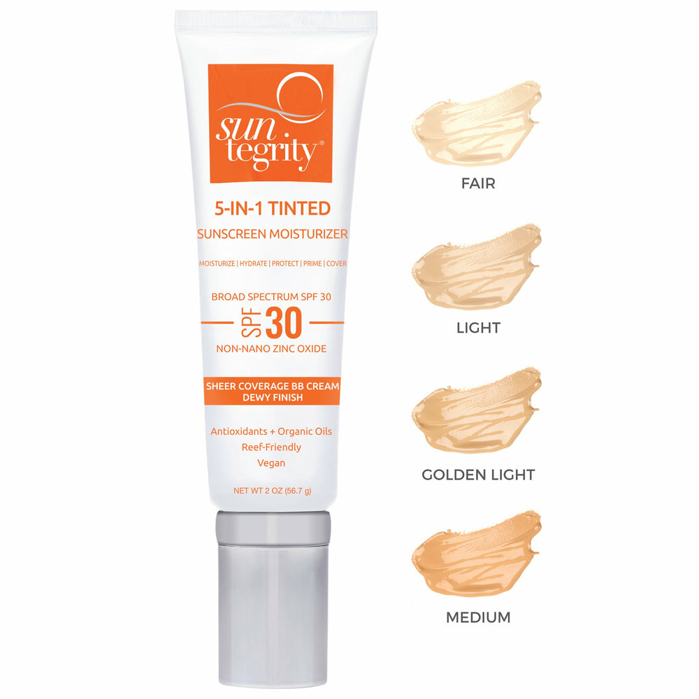 Suntegrity 5-in-1 Tinted Sunscreen SPF 30
