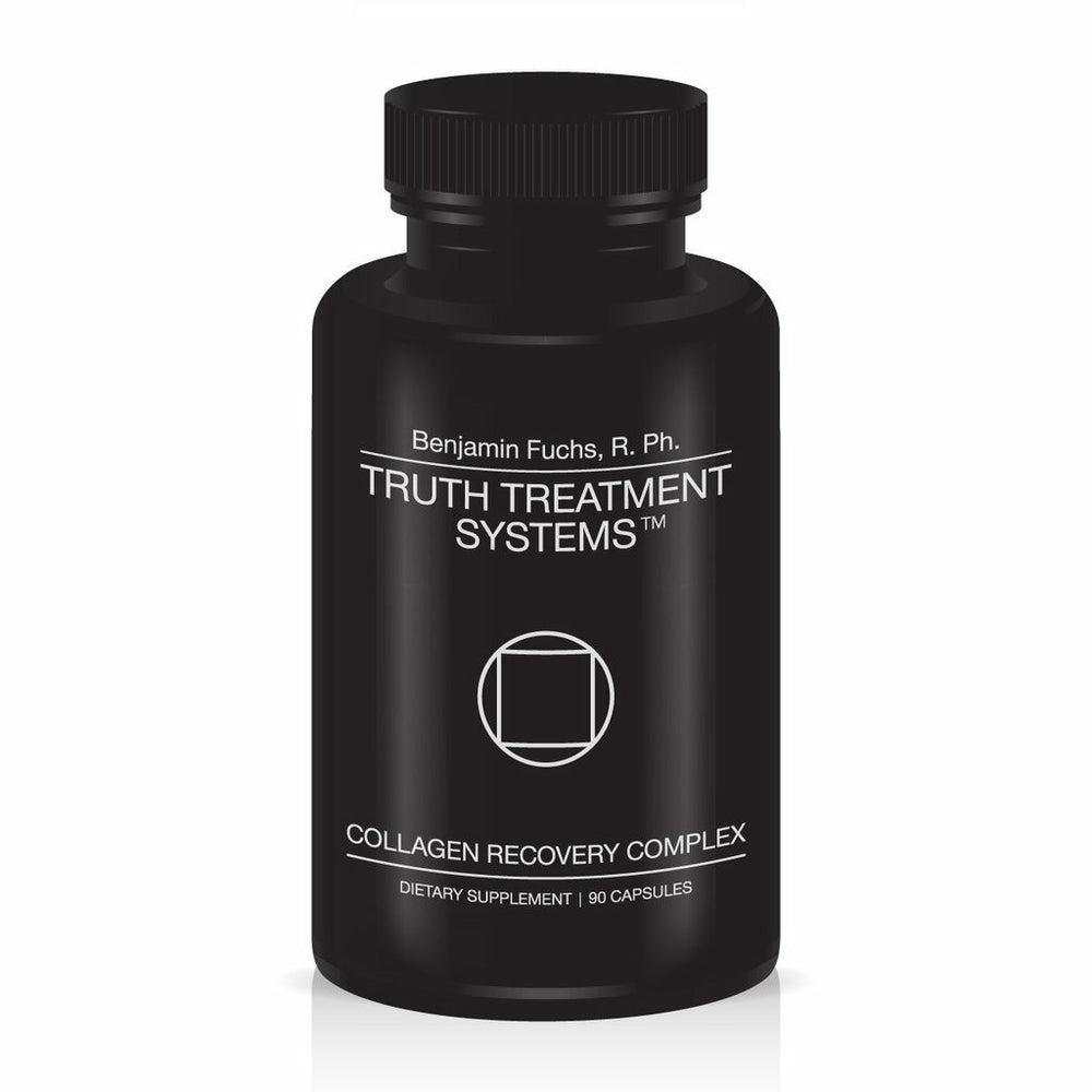 Truth Treatment Systems Collagen Recovery Complex (90 Capsules)