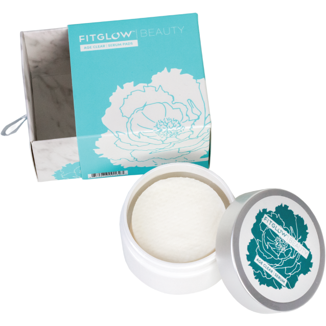 Fitglow Beauty Age Clear Serum Pads