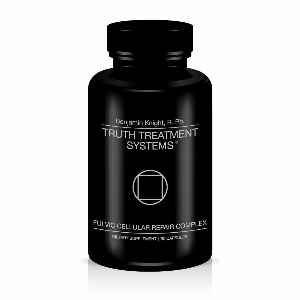 Truth Treatment Systems Fulvic Cellular Repair Complex (90 Capsules)