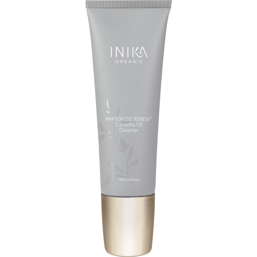 INIKA Organic Phytofuse Renew Camellia Oil Cleanser