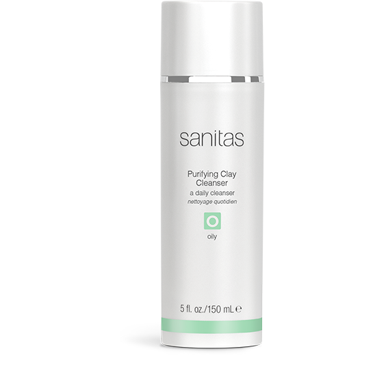 Sanitas Purifying Clay Cleanser