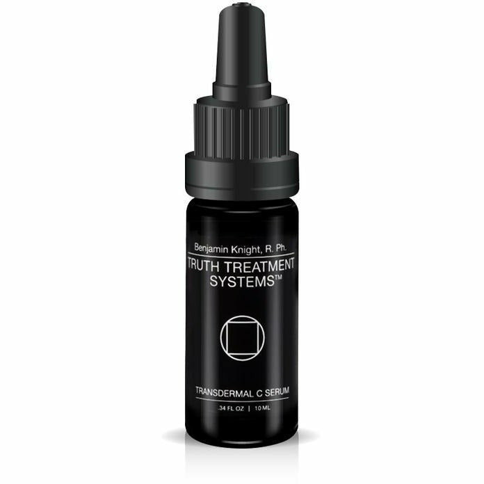 Truth Treatment Systems Transdermal C Serum Limited Edition Duo