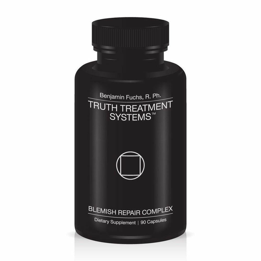 Truth Treatment Systems Blemish Repair Complex (90 Capsules) BACKORDERED
