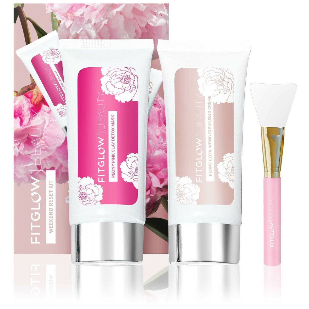 Fitglow Beauty LIMITED EDITION Weekend Reset Kit