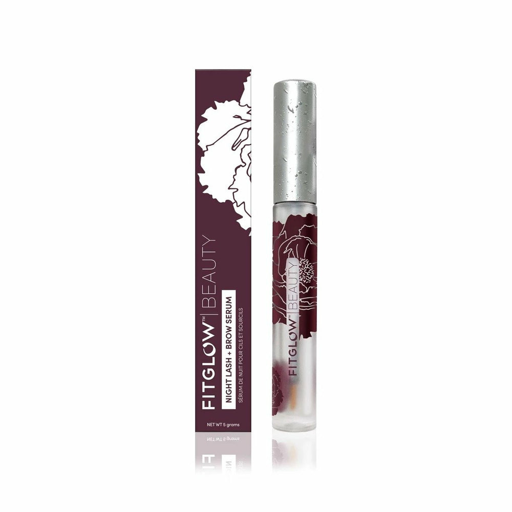 Fitglow Beauty Night Lash + Brow Serum