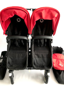 Bugaboo Donkey Duo - 2016 - Refurbished Grade One