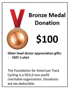 Bronze Level Donation