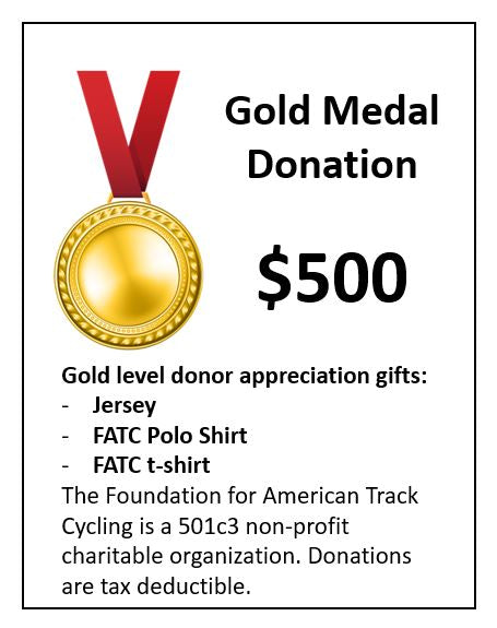 Gold Medal Donation