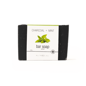 Charcoal & Mint Soap Bar