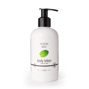 Hand & Body Lotion - Aegean Mint (250ml) - Asgard Beauty