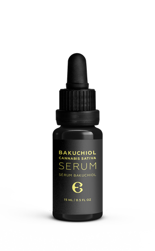 ÉTYMOLOGIE - Bakuchiol Cannabis Sativa Serum - Asgard Beauty