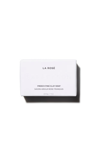 Sade Baron - La Rose | French Pink Clay Bar Soap - Asgard Beauty