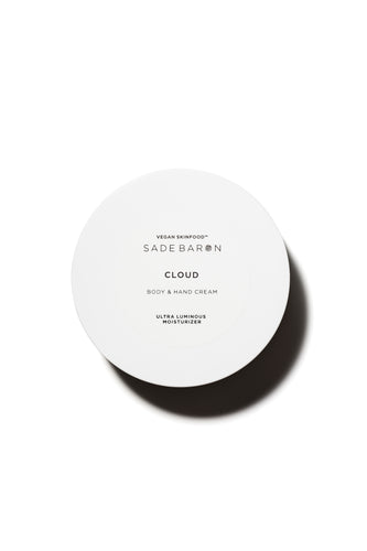 Sade Baron - Cloud | Fragrance Free Body Cream - Asgard Beauty