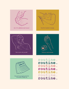 Routine - THE CURATOR (Baking Soda Free Deodorant)
