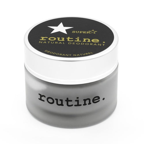 Routine - SUPERSTAR (ACTIVATED CHARCOAL, MAGNESIUM, PROBIOTICS)