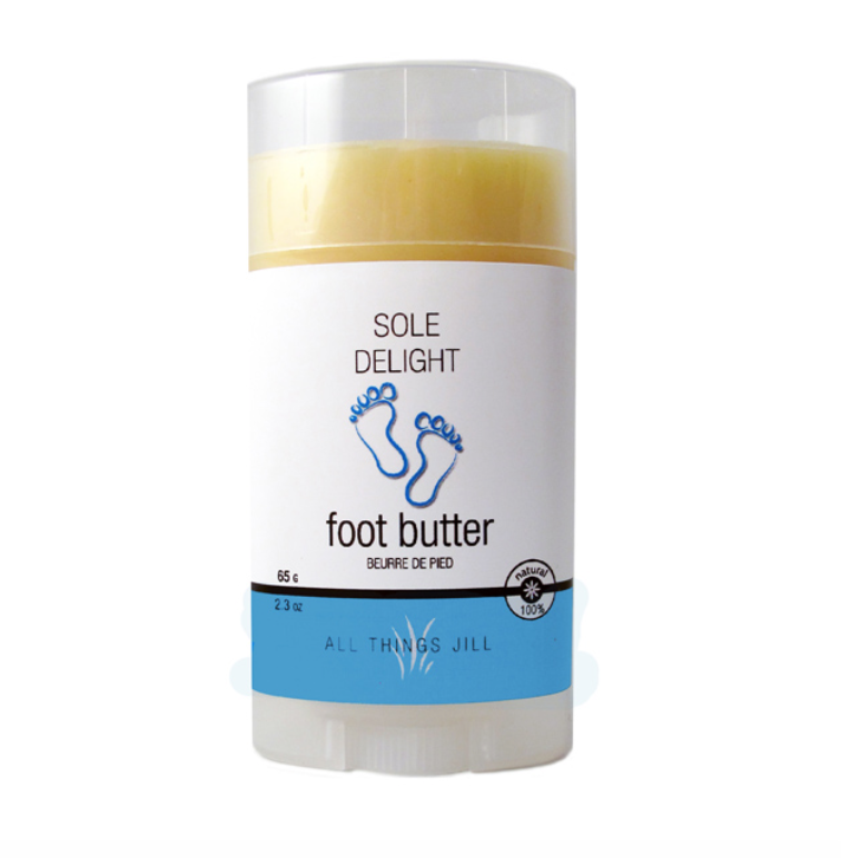 Sole Delight Foot Butter - Asgard Beauty