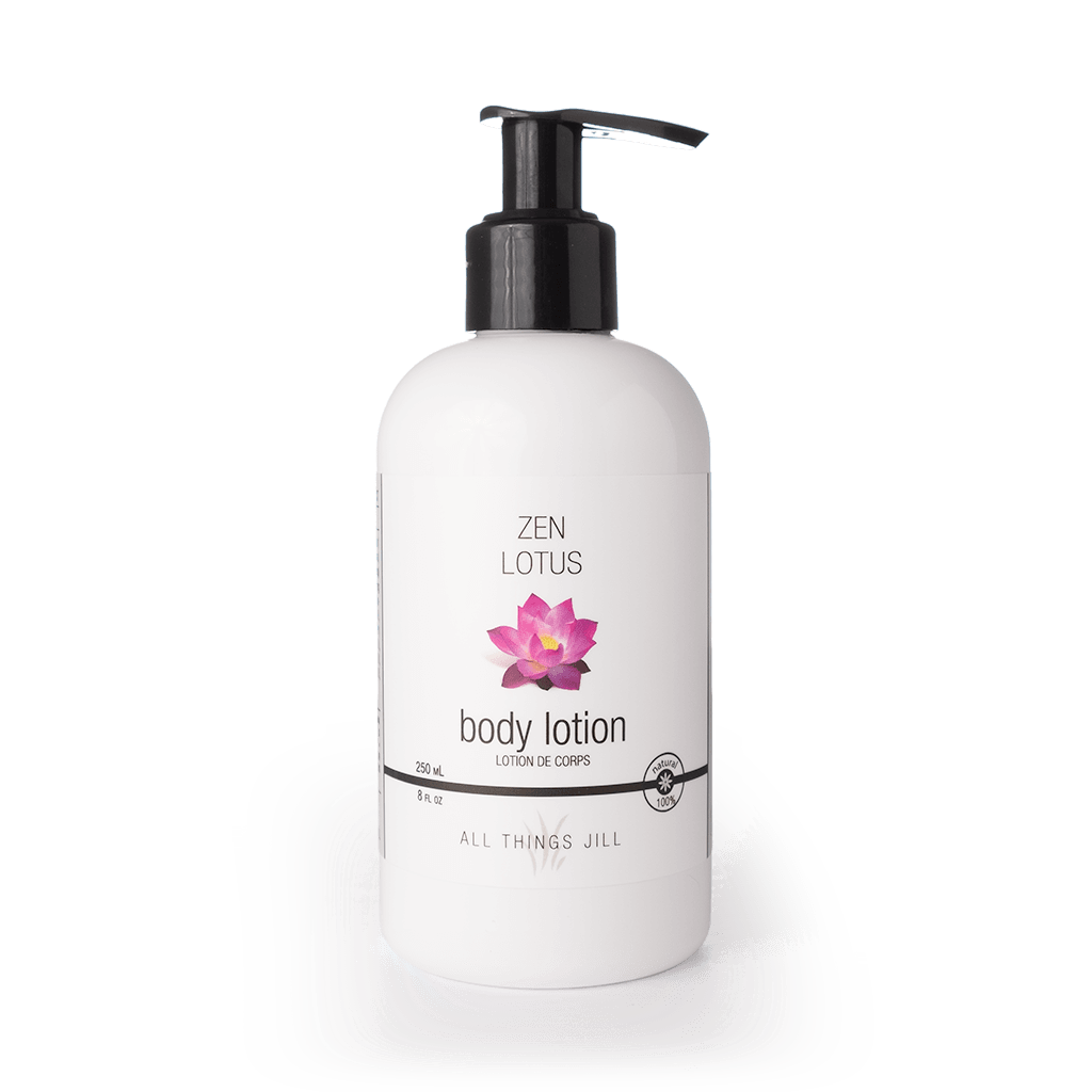 Hand & Body Lotion - Zen Lotus (250ml) - Asgard Beauty