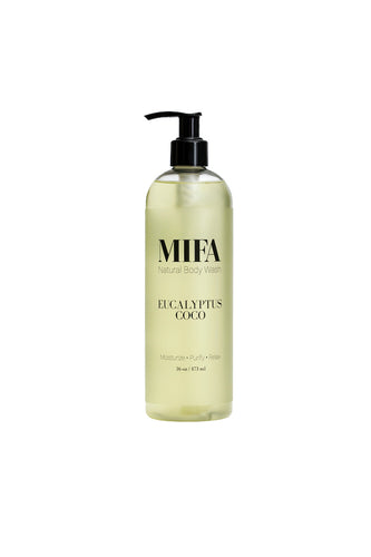 MIFA | EUCALYPTUS COCO Body Wash - Asgard Beauty