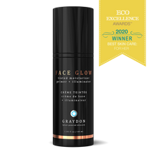 Load image into Gallery viewer, Graydon Skincare tinted moisturizing skin primer that gives you an overall dewy and radiant complexion.