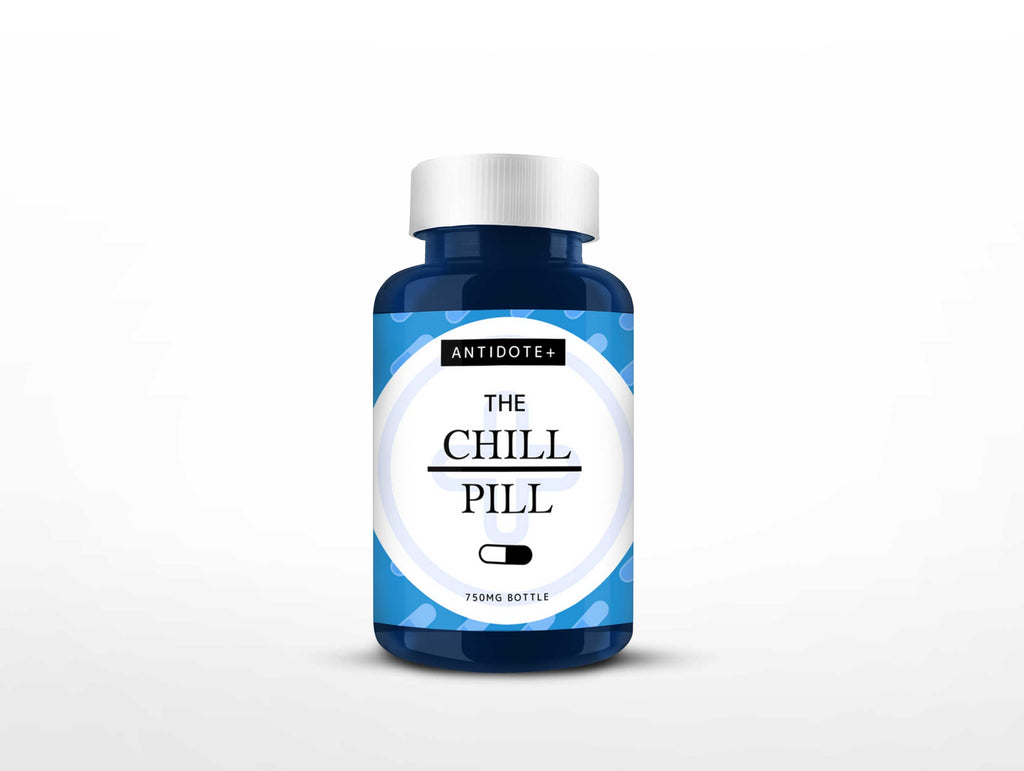 {Anxiety} The Chill Pill