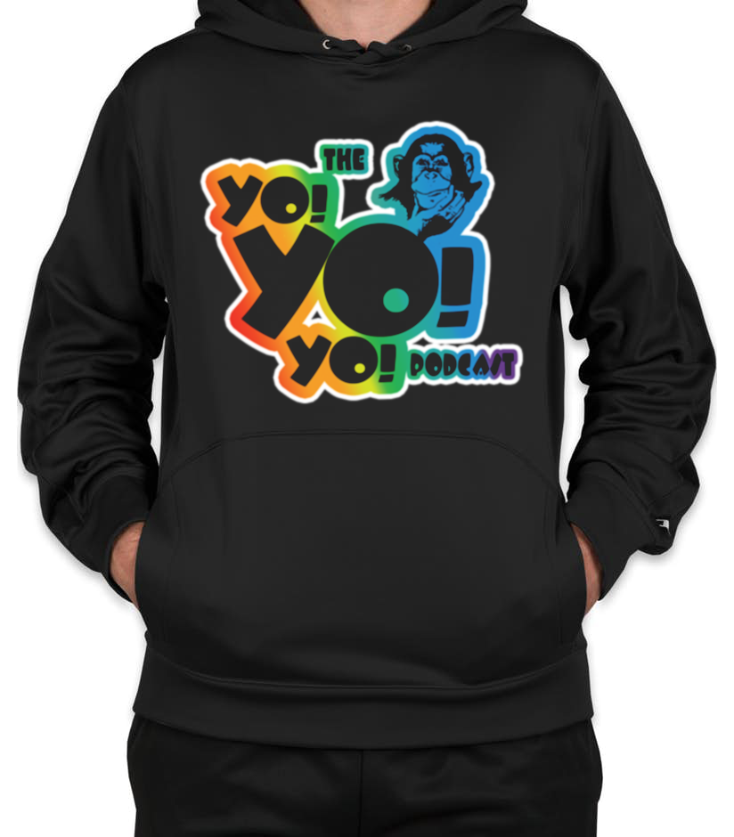 The YoYoYo Podcast Pullover Hoodie