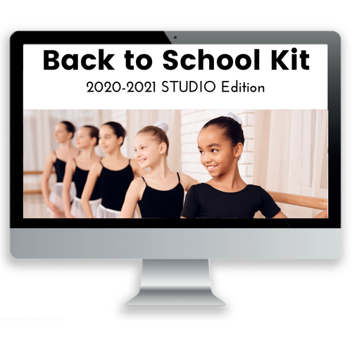 Back to School Kit: 2020-21 Studio Edition