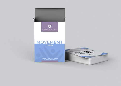 Movement Cards (PHYSICAL PRODUCT)