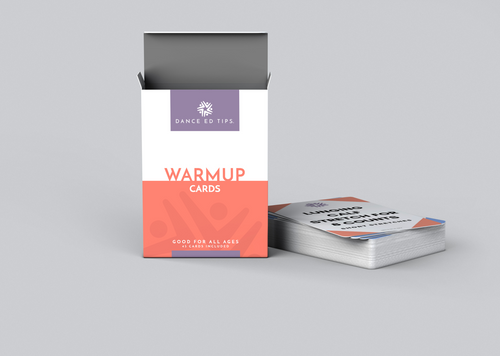 Warm Up Cards