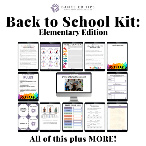 Back to School Kit: Elementary School Edition (Digital Download)