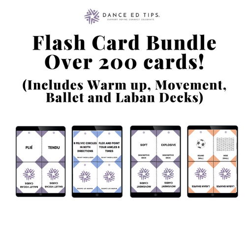 Flash Card Bundle (Digital Download)