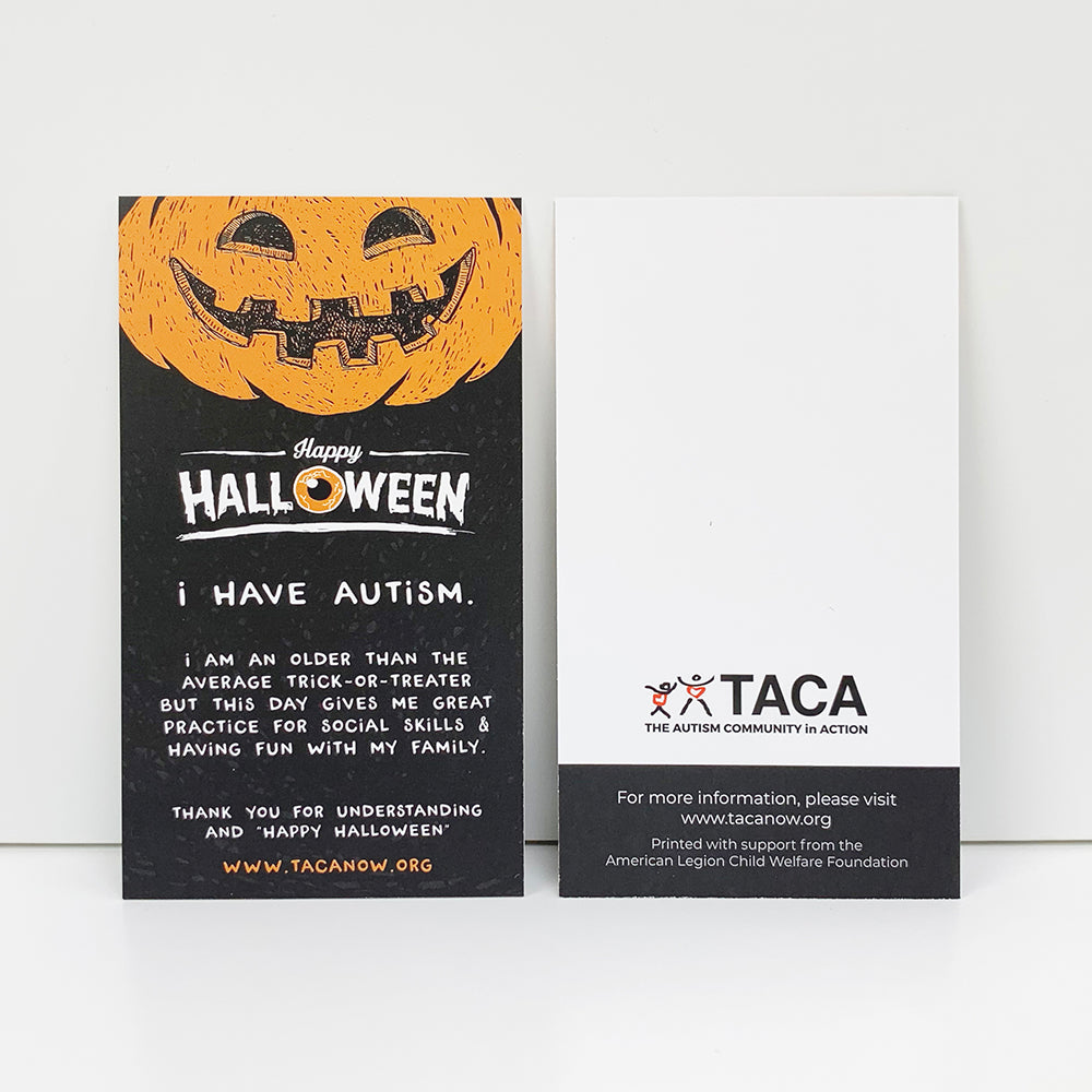 Halloween Cards for Teens/Older Trick-or-Treaters