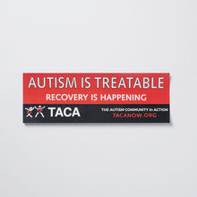 Autism is Treatable Magnet