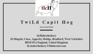 TwiLd Capit Hog business contact details