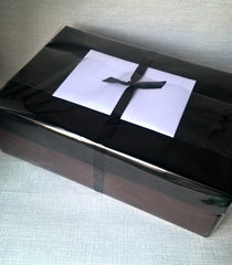 A TwiLd Capit Hog handmade smoking cap boxed ready for shipping