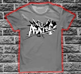 Graffiti Souls Sun Knight PRAISE T-shirt