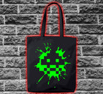 Space Invader Ship 1 Splat Bag