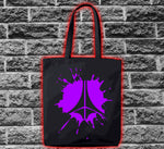 Mass Effect Asari Splat Bag