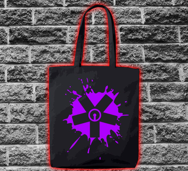Mass Effect Citadel Splat Bag
