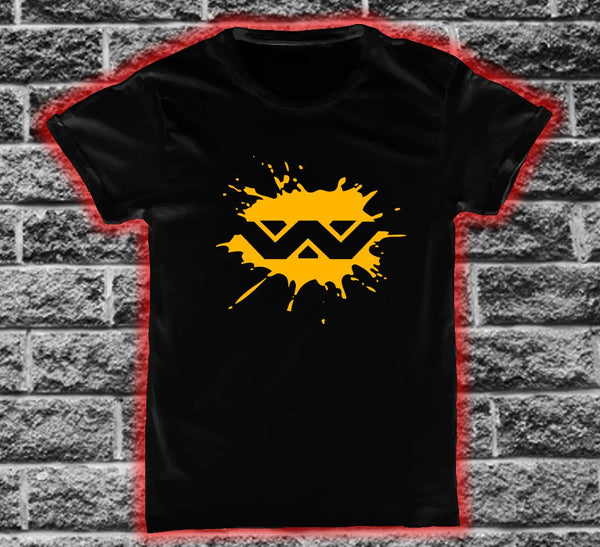 Alien Weyland Yutani Corporation Splat T-shirt