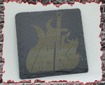 MagKid Official Slate Coaster