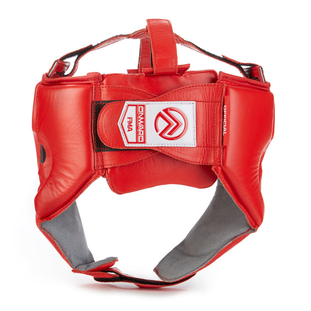 Competition Head Guard-Head Guards-Onward-RED-S-Onward