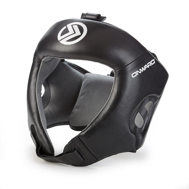 Competition Head Guard-Head Guards-BLACK-S-2AB003-001-S-Onward
