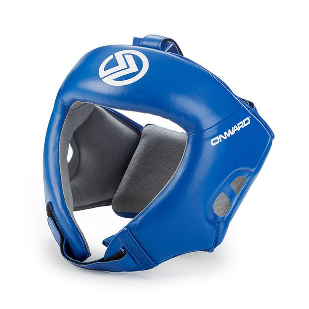 Competition Head Guard-Head Guards-BLUE-S-2AB003-400-S-Onward