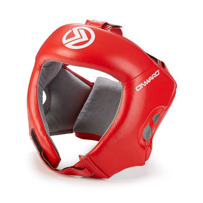 Competition Head Guard-Head Guards-RED-S-2AB003-600-S-Onward