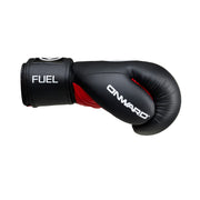 Fuel Boxing Glove-Boxing Gloves-Onward-BLACK/RED-8OZ-Onward