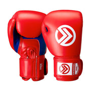 Sabre Boxing Glove-Boxing Gloves-Onward-RED/BLUE-8OZ-Onward