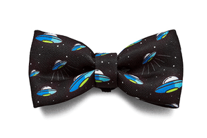 Zee.Dog Area 51 Bow Tie