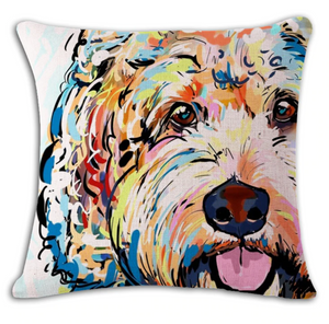Teddy - 'Oodle Cushion Cover